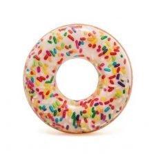 גלגל דונאט סוכריות מתנפח מודפס 56263 INTEX