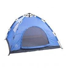 אוהל פתיחה מהירה 4 אנשים CAMP&GO