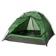 אוהל זוגי נגד מים בעל פתח כניסה רחב Camp&Go