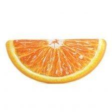 מזרן מתנפח בצורת תפוז 58763 תוצרת INTEX