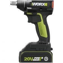 מברגת אימפקט Worx WU279 כולל 2 סוללות