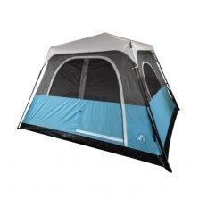 אוהל 6 אנשים פתיחה מהירה בן רגע אוהל עמידה PAMPAS   CAMP&GO