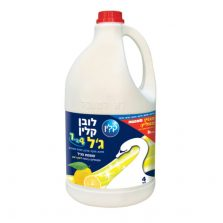 לובן קלין גל בניחוח לימון 4 ליטר קלין