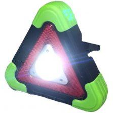 משולש אור בטיחותי נטען לרכב #3