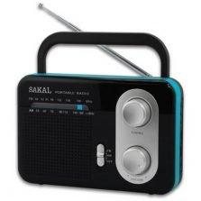 רדיו טרנזיסטור AM\FM | סקאל SAKAL