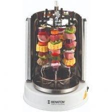 מתקן לשווארמה גריל ושיפודים מסתובב חשמלי ושיפודים | BENATON
