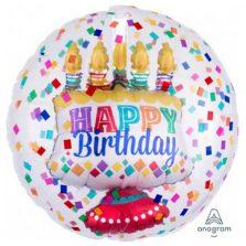 בלון בתוך בלון- יום הולדת שמח