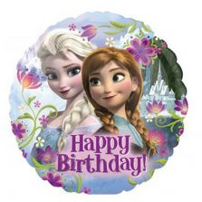בלון מיילר 18 - פרוזן יום הולדת