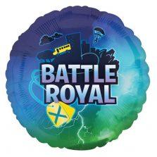 בלון מיילר 18 - קרב רויאל
