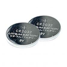 זוג סוללות CR2032 3V ליתיום
