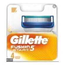 Fusion5 blades